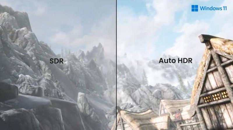 Windows 11 khi chơi game – Chi tiết về HDR Tự động và Direct Storage