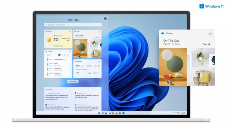 Sumário de Funções do Windows 11 - O que esperar do novo Sistema Operacional