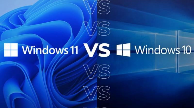 Windows 11 Vs. Windows 10