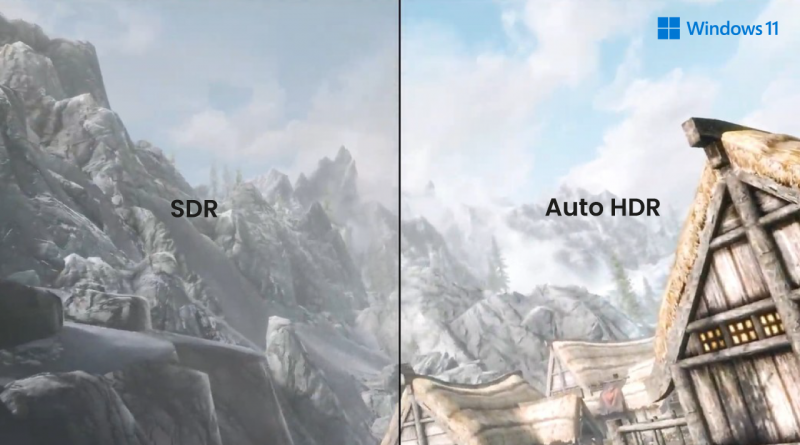 Windows 11 in Gaming - A Closer Look at Auto HDR and DirectStorage
